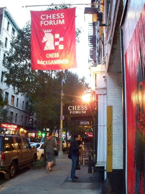 ChessMaine: Forty-eight hours in New York