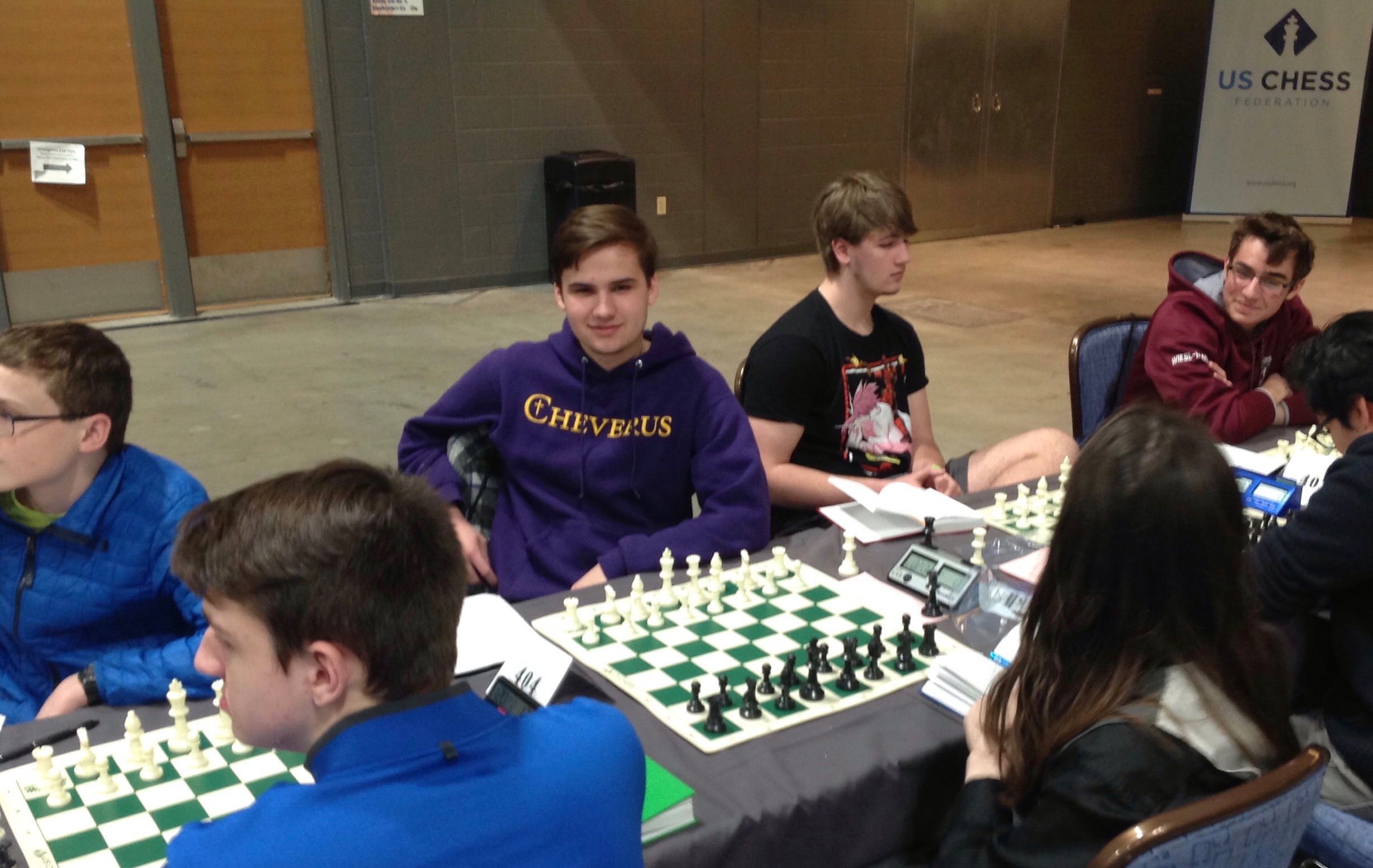 ChessMaine: March 2019 News Archives