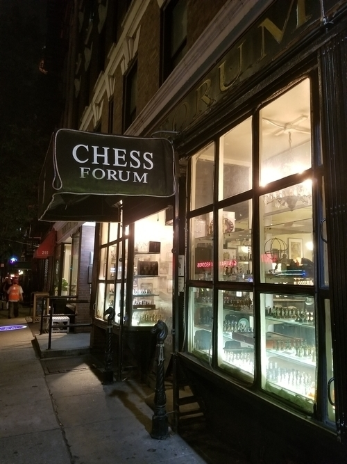 ChessMaine: Chess in NYC: A Photo Essay