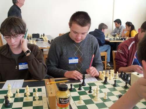 Chessmaine 2013 Scholastic Team Championship Report