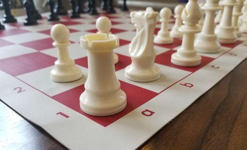 ChessMaine: 2018 State Scholastic Chess Team Championships