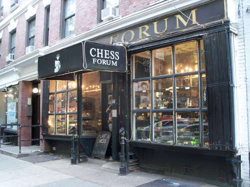 ChessMaine: WCC Rest Day: A Walking Chess Tour of Manhattan